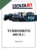901.64941 - Turbodrive 400 H.C. - Catalogo Ricambi