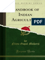 Handbook of Indian Agriculture 1000064340
