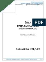 Etica Modulo Completo