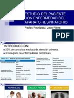 Estudio Del Paciente Respiratorio