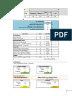 Cálculos de Obras de Drenaje Alcantarillas ABRIL