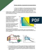 Diagrama Presión - Volumen aplicado a la generación de energía eléctrica