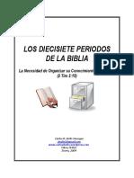 Los 17 Periodos de La Biblia Carlos Bello2