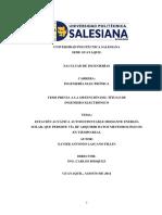 Universidad Politécnica Salesiana Sede Guayaquil Facultad de Ingenierías Carrera- Ingeniería Electrónica