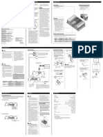 GM-3100T Manual Del Propietario