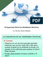 El Importante Rol de Las Habilidades Directivas