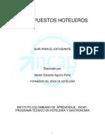 Modulo Hj Presupuestos Hoteleros