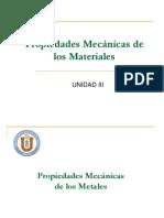 Propiedades Mecánicas ICM 2017
