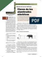 Claves de Los Alambrados Electricos