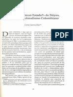 El ConstitucionalismoCo-5263783