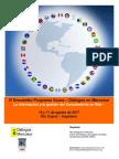 IV Encuentro Programa Voces - Diálogos en Mercosur