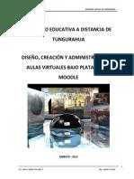 Modulo Creacion Aula Virtual