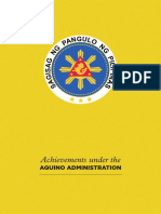 Achievements under the Aquino administration.pdf
