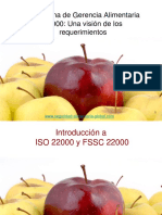 Introduccion a Iso22000