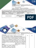 Guía Para El Desarrollo Del Componente Práctico -Unidad 2 Fase III - Construcción - Laboratorio 2 – Prueba de Vulnerabilidades
