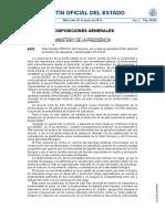 BOE-A-2014-6432Real Decreto 4162014, De 6 de Junio, Por El Que Se Aprueba El Plan Sectorial de Turismo de Naturaleza