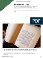 Como Estudar Com Um Livro_ 9 Passos