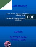 Bases Teóericas Electricidad