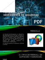 Firewalls Como Herramienta de Seguridad