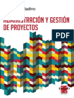 AdministraciA3n y GestiA3n de p - Palladino, Enrique(Author)