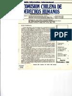 Boletin Internacional n° 2 CCHDH