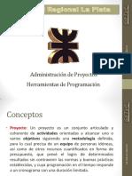 8-1 Admistración de Proyectos