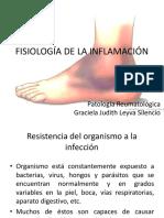 Fisiología de La Inflamación