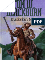 Buckskin Man - Tom W. Blackburn