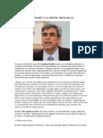 Jonathan Haidt y La Mente Virtuosa
