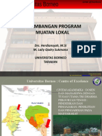 an Program Mulok