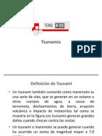 Tsunamis SismosImportantes