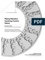Vivration Control Valves