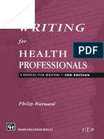 Writing for Health Professionals.pdf