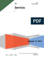 BPO-Guía de Servicio v2 4 20140528 Mesa de Ayuda