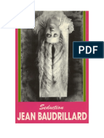Seduction by Jean Baudrillard