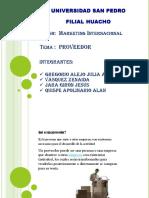 Diapositiva Donato