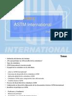 Presentación ASTM Interational IPN