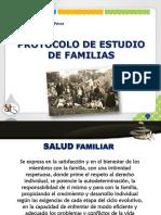 Protocolo de Estudio de Familia - Clase Presencial Del 26-09-2016