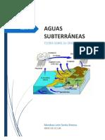Aguas Subterraaneas