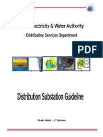 Guideline of 11-22 KV Substation-26.01.2009 - Copy