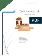 Ceramica Industrial - Informe