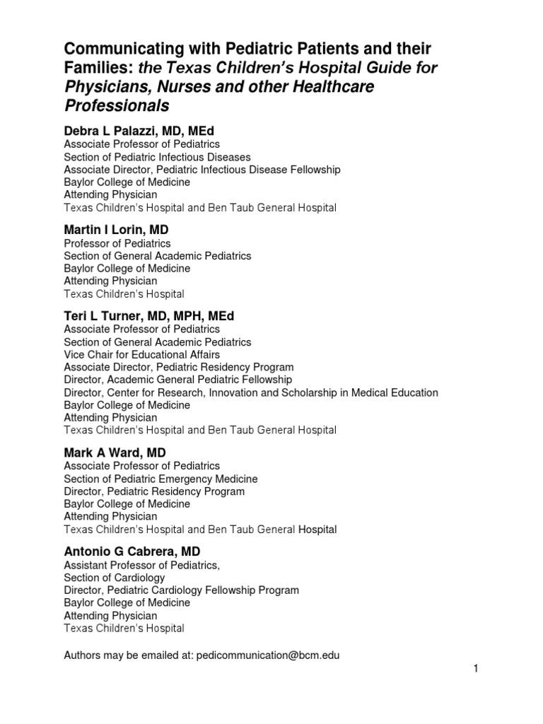 comm2 palazzi-et-al-tch-guide-to-patient-communication pdf