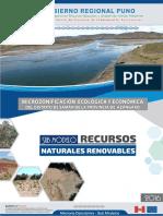 Microzonificacion Ecologica Economica Sub Modelo Recursos Renovables Distrito Saman