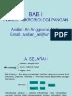 Mikrobiologi+Pangan+-+BAB+1+-+Prinsip+Mikrobiologi+Pangan