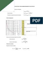 Verificação da utilização da correta metodologia na seleção de estacas
