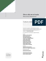 Cultura Cientifica Demo de Recursos