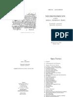 Abdul Alhazred - Necronomicon czyli Księga Umarłego Prawa (Al Azif).pdf
