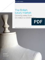 The British Luxury Market_white Paper