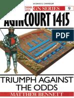Osprey - Campaign 009 - Agincourt 1415 Triumph Against the Odds.pdf