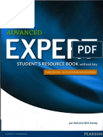 1expert Advanced Student s Resource Book Without Keys 2015